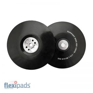 Flexipads Dysk pod fibrę 172mm M14 SOFT, czarny ISO (11532)