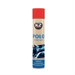 K2 POLO COCKPIT TRUSKAWKA Pielęgnuje deskę rozdzielczą 750 ml