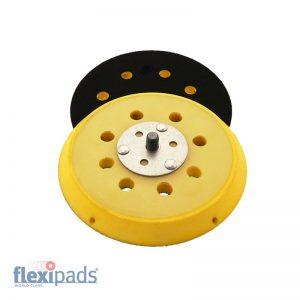 Flexipads Dysk wsporczy rzep 125mm 8H+1 5/16-UNF M8 (17060)