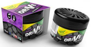 NATURAL FRESH DRIVE Zapach samochodowy New Car