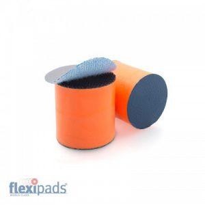 Flexipads Korek szlifierski pod płatki ścierne 30mm rzep/PSA Medium (04395)