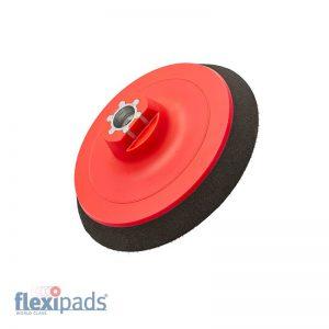 Flexipads Dysk wsporczy rzep 125/12mm M14 SOFT (36305)