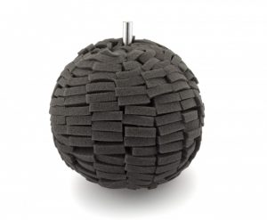 Flexipads Kulka polerska z gąbki z trzpieniem 100mm 40645