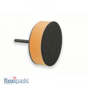 Flexipads Dysk wsporczy rzep 75/20mm 6mm trzpień (48215)