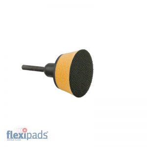 Flexipads Dysk wsporczy rzep 50/20mm 6mm trzpień stożek (48220)