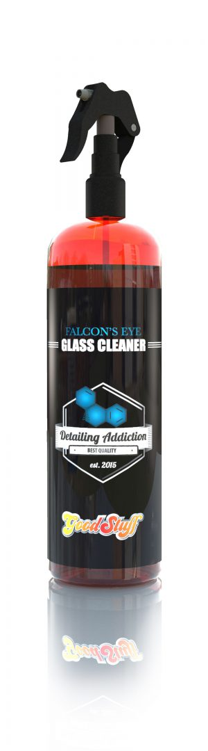Good Stuff Falcon's Eye Glass Cleaner - preparat do mycia szyb 1000 ml
