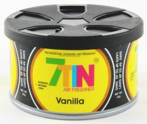 Zapach samochodowy 7TIN - Zapach Vanilla