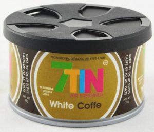 Zapach samochodowy 7TIN - Zapach White Coffe