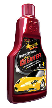 MEGUIAR'S Deep Crystal Step 1 Paint Cleaner Środek do czyszczenia lakieru 473ml