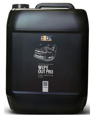 ADBL Wipe Out Pro płyn inspekcyjny, odtłuszcza, usuwa pozostałości past polerskich 5L