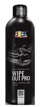 ADBL Wipe Out Pro płyn inspekcyjny, odtłuszcza, usuwa pozostałości past polerskich 500ml