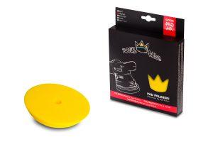 Royal Pads AIR Medium Pad For DA (Yellow) 80mm