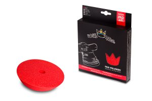 Royal Pads AIR Soft Pad For DA (Red) 150mm