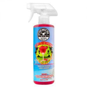CHEMICAL GUYS Strawberry Margarita Scent Air Freshener – odświeżacz powietrza o zapachu Margarity truskawkowej 473ml