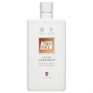 AUTOGLYM Leather Care Balm Preparat do odżywiania konserwacji skóry 500ml