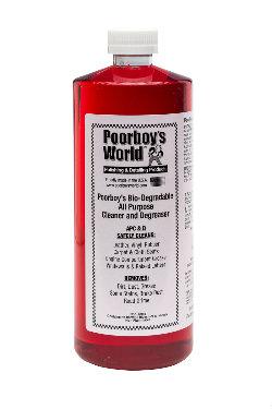 Poorboy's World Bio-Degradable All Purpose Cleaner and Degreaser APC Wielozadaniowy środek czyszczący 964ml