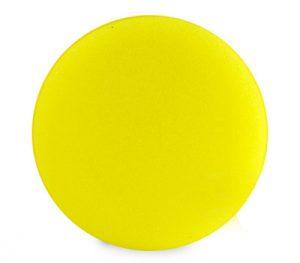 MONSTER SHINE Aplikator żółty gąbkowy do aplikacji wosku