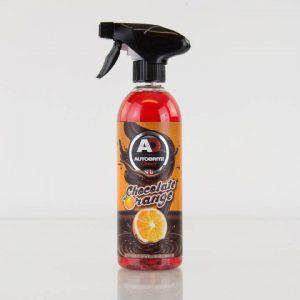 AUTOBRITE Chocolate Orange Spray air freshener Odświeża powietrze i eliminuje przykre zapachy 500ml