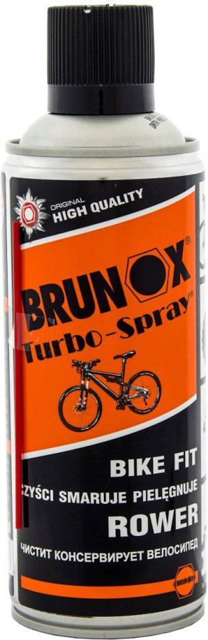 BRUNOX Bike Fit 400ml Wielofunkcyjny preparat do konserwacji rowerów