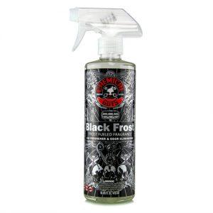 CHEMICAL GUYS BLACK FROST SCENT Odświeżacz powietrza Zapach Czarnego mrozu 473ml