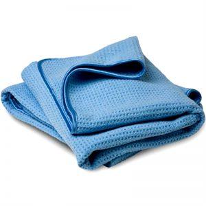 Waflowy ręcznik do osuszania Blue Lagoon 80x60 cm 420 g/m2