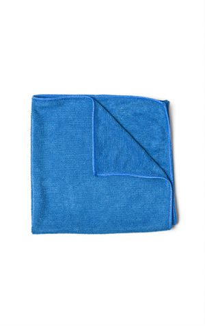 Shiny Garage Blue Work Cloth Mikrofibra 40x40cm