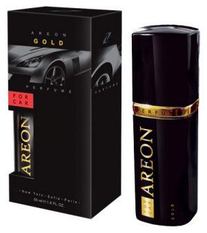 AREON Car Perfume Zapach Gold 50ml