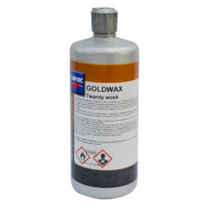 CARTEC Gold Wax Twardy wosk do konserwacji lakieru 1L