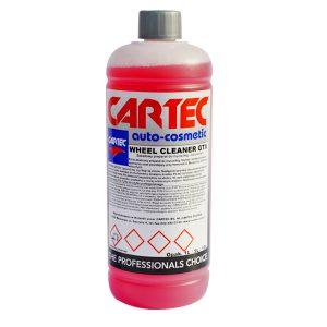 CARTEC Wheel Cleaner GTX Zasadowy preparat do mycia felg 1L