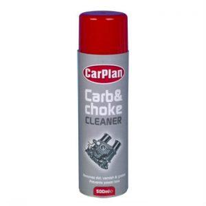 CARPLAN Carb & Choke Cleaner Preparat do czyszczenia gaźników i przepustnic