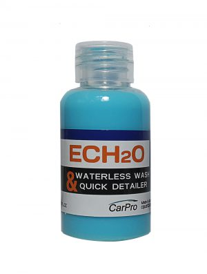 CarPro Ech2O Waterless Wash & Quick Detailer Śliskość Błysk koncentrat 50ml