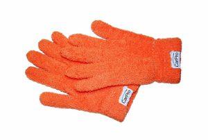 CarPro Gloves - rękawiczki mikrofibrowe do polerowania lakieru 2 szt.
