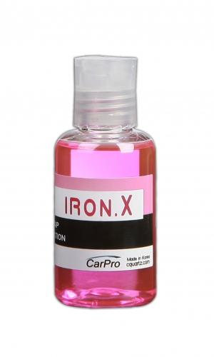 CarPro IronX Snow Soap - Aktywna piana deironizująca 50 ml