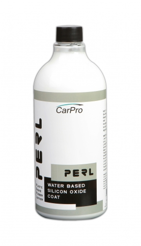 CarPro Perl Coat Środek do pielęgnacji opon, plastiku, winylu, gumy 1L