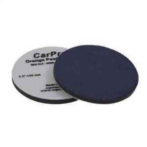 CarPro Velvet Polish Pad - pad sztruksowy 135 mm