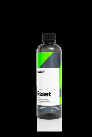 CarPro Reset - szampon pielęgnuje i odtyka powłoki kwarcowe/ceramiczne 500ml