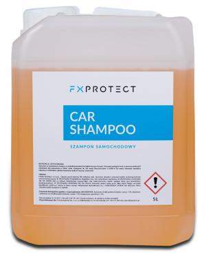 FX Protect Car Shampoo - szampon odtłuszczający, odtyka powłoki 5L