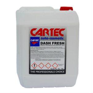 CARTEC Dash Fresh Mleczko do odświeżania i konserwacji tworzyw sztucznych oraz skóry 5L