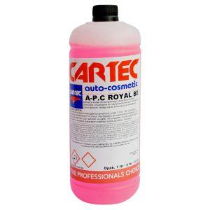 CARTEC Royal 80 APC Uniwersalny środek czyszczący 1L
