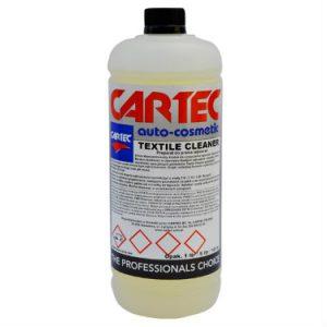 CARTEC Textile Cleaner Środek do czyszczenia tapicerki, dywanów 1L