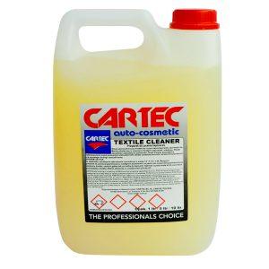 CARTEC Textile Cleaner Środek do czyszczenia tapicerki, dywanów 5L