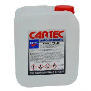 CARTEC Vinyl TP-49 Środek do konserwacji tworzyw sztucznych i gumy 5L
