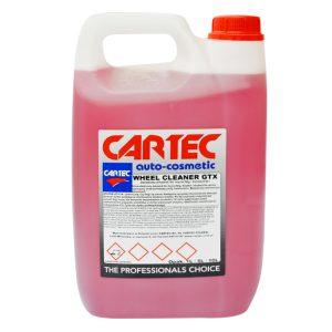 CARTEC Wheel Cleaner GTX Zasadowy preparat do mycia felg 5L