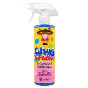 CHEMICAL GUYS Chuy Bubble Gum SCENT Odświeżacz powietrza zapach gumy do żucia w sprayu 473ml