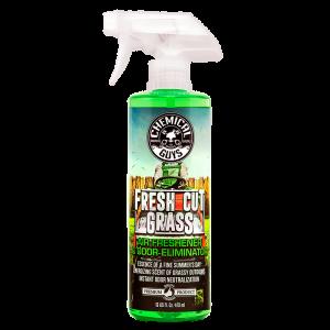 CHEMICAL GUYS Fresh Cut Grass Scent Air Freshener – odświeżacz powietrza o zapachu świeżo skoszonej trawy 473ml