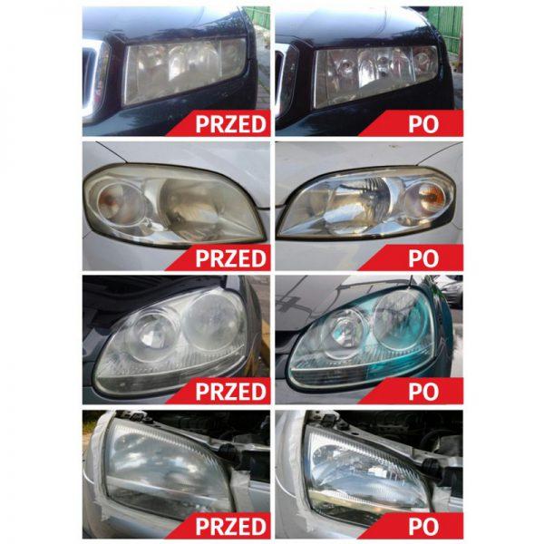 EinParts Automotive EPDIYHL Zestaw do renowacji reflektorów