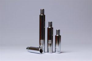 Evoxa Zestaw przedłużek metalowych do rotacji M14