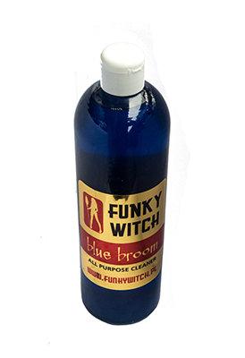 FUNKY WITCH Blue Broom All Puropse Cleaner APC Uniwersalne APC 215ml