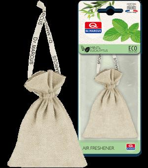 DR. MARCUS FRESH BAG ECO Wielofunkcyjny odświeżacz - Zapach Mint & Eucalyptus