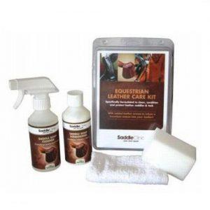 Furniture Clinic Equestrian Leather Care Kit Zestaw do pielęgnacji skóry